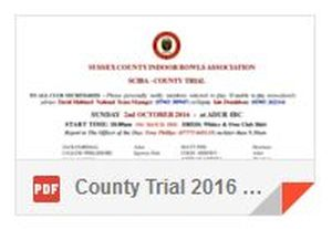 SCIBA County Trial